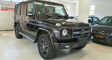 Mercedes-Benz G-Modell Station G320 CDI*LEDER*NAVI*SSHD*S-HEFT